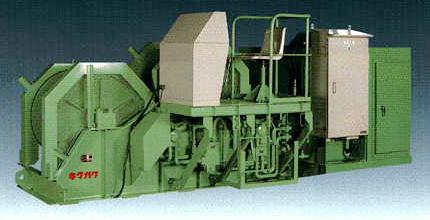 油圧ウィンチ グラマン HDW5040