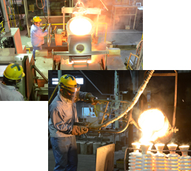 金属素形材事業について